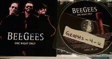 BARRY GIBB SIGNED BEE GEES AUTOGRAPH COA B