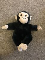 VGC The Puppet Company Monkey Chimp Hand Puppet With Feet Cute Excellent Cond
