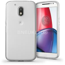 Black Friday Clear Silicone Slim Gel Case for Motorola Moto G4 Play