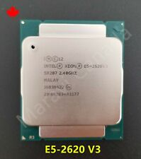 Intel Xeon E5-2620 V3 SR207 2.4GHz Six 6-Core LGA 2011-3 CPU Processor