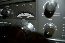 Kenwood TS-520s HF  ham radio transceiver