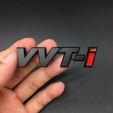Metal VVTi Emblem Car Badge Decal Sticker For Yaris Corolla FT86