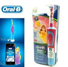 Oral-B Stages Power Electric Toothbrush Girls Disney Princess 5+yrs Soft Bristle