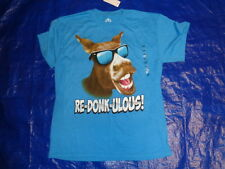 BOYS BLUE SHIRT RE-DONK-ULOUS! SIZE XL 18-20 BRAND NEW WITH TAGS FAST SHIPPING!!