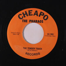 PHARAOS / BOBBY CURTOLA: The Tender Touch / Fortune Teller 45 (re)