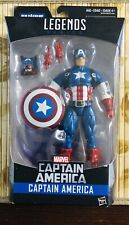 Marvel Legends Captain America Red Skull BAF Wolf Hasbro Action Figure