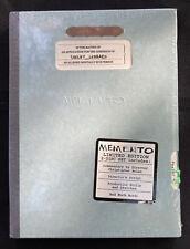 New Memento Dvd 2-Disc Set 2002 Limited Edition Sealed In Original Shrink Wrap