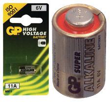 GP Batterie Alkaline 11A MN11 6V Super für Handsender Alarmanlagen usw.
