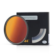 Nisi 67mm Nano MC 4 Stop GND16 (1.2) GC-GRAY Soft Graduated ND Filter