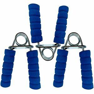 3 Hand Grip Strengthener | 4-5kg Forearm Wrist Exerciser Finger Strength Trainer