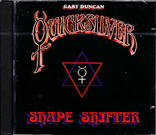 GARY DUNCAN QUICKSILVER snapeshifter volumes one & two 2CD NEU OVP/Sealed