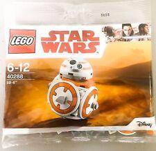 LEGO DISNEY STAR WARS BB-8 BB8 DROID POLYBAG SET 40288