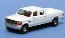 River Point 618-N36L65701 N scale Ford F Series Super Duty (2) White Undecorated