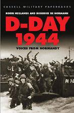 ROBIN NEILLANDS ___ D-DAY 1944 ___BRAND NEW