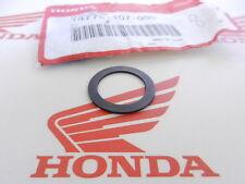 Honda XR 75 80 Scheibe Sitz Teller Ventilfeder Außen Orig Neu