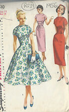 Simplicity Sewing Pattern 1510 Girls Plus Special Occasion Dress/bolero