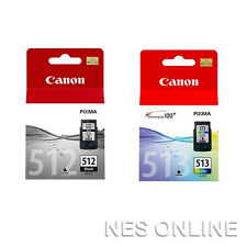 CANON PG512+CL513 High Yield INK for MP250 MP280 MX360 MP490 MX410 MX420 IP2700