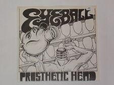 """EYEBALL -Prosthetic Head- 7"""" auf Lookout"""