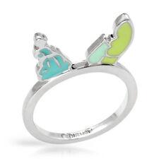 DISNEY Couture Cinderella's Carriage Ring in Multicolor Enamel & Base Metal Sz 8