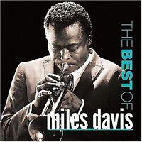 MILES DAVIS The Best Of Miles Davis (Prestige) CD BRAND NEW