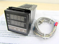 AC 110-240v PID Digital Temperature Control Controller Thermocouple 0 to 400℃