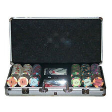 Set completo 300 Fiches Real Clay Euro