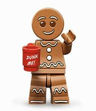 LEGO Minifigures Series 11 - Gingerbread Man no. 6 - Brand New - Free Postage