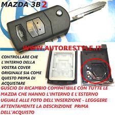 COVER GUSCIO PER CHIAVE TELECOMANDO Mazda MX5 2 3 5 6 LEGGERE BENE INSERZIONE