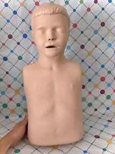 Laerdal Little Junior (child) First Aid CPR training manikin - Please Read