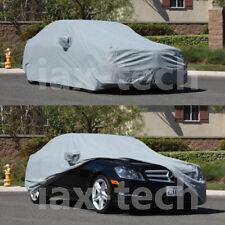 2002 2003 2004 Mitsubishi Evolution w/ Evo Spoiler Waterproof Car Cover