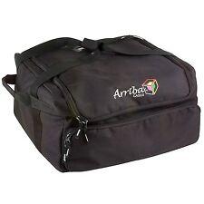 "Arriba Ac-145 Dj Band Padded Lighting Gear Travel Bag Case 19x18x11"""