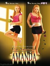 Up Against Amanda (DVD, 2001)