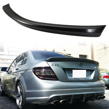 Painted MercedesBENZ 08-13 W204 C-Class High V Type Trunk Spoiler C180 C300