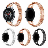 Stainless Steel Strap Watch Band For Samsung Gear S3 Frontier/Classic 46mm Watch