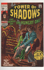 TOWER OF SHADOWS #2 (1969)   NEAL ADAMS Art  VF/NM
