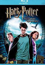 Harry Potter and the Prisoner of Azkaban (Blu-ray Disc, 2009) *NEW*