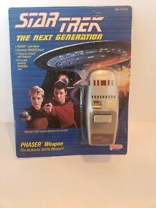 Galoob Star Trek: The Next Generation (TNG) Phaser Weapon (1988)
