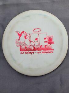 Millennium Omega Supersoft Putter Patent # San Marino Vintage Disc Golf 150g