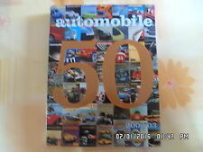 LIVRE L'ANNEE AUTOMOBILE N°50 2002 - 2003   J27