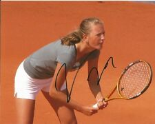 VICTORIA AZARENKA signed 8x10 photo TENNIS