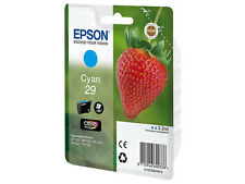 Epson Tintenpatrone Cyan Claria Home 29 T 2982