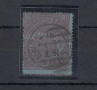 Victoria QV 1884 3/- Stamp Duty SG259 VFU J1842