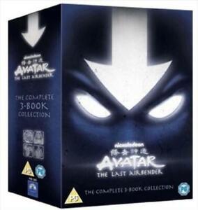 Avatar: Last Airbender: B1-B3 DVD
