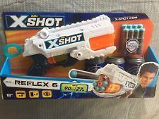 ZURU XSHOT reflex 6 90-ft with target cans