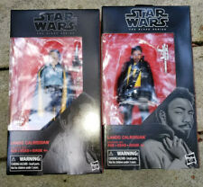 Star Wars Black Series Lando Calrissian Lot Of 2 #39 And #65