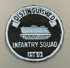 1969 Army 3rd Armor Div Distinguished Infantry Squad Patch Cut Edges No GlowPatches - 104015