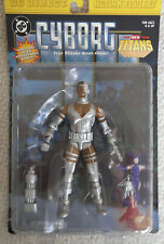 2001 Dc Direct New Teen Titans Cyborg - Factory Sealed