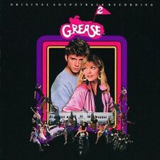 GREASE 2 Original Soundtrack CD BRAND NEW The Four Tops T-Birds