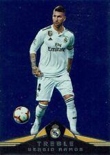 Panini Treble 2018/19 Karte Sergio Ramos Real Madrid limitiert #19/75