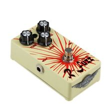 NEW Crossfire Classic Fuzz Electric Guitar Effects Pedal FX